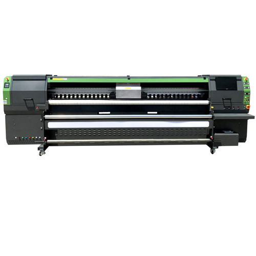 Roll to Roll UV Printing Machine