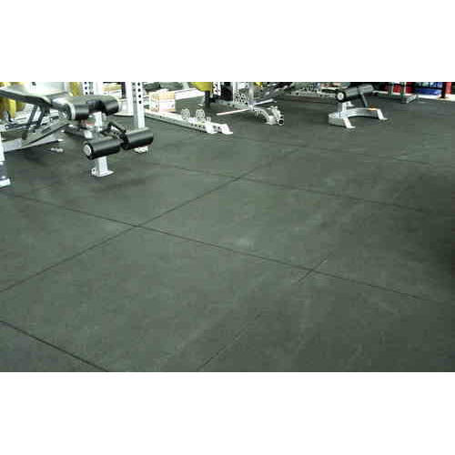 Commercial Gym Floor Tiles