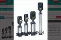 Vertical Inline Multistage Pump
