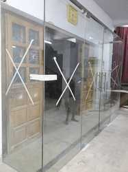 Glass Door And Partition Paw Type