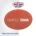 10 Inch Clay Simple Tawa