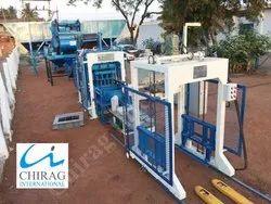 Chirag Next Gen Cement Block Machine