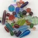 Basic Plain Mix Glass Beads