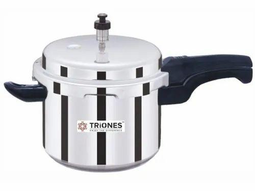 Triones Aluminum Pressure Cooker 12 Ltr
