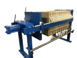 Manual Screw Oil Filter Press