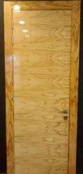 Reldor Woods White Ash Veneer Door