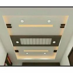 POP False Ceiling, Thickness: 2 To 3 Mm Coating Thickness