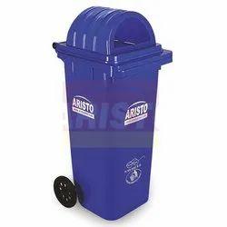 120 Liter Dome Lid Waste Bin