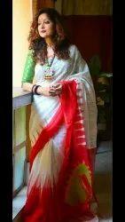 Pure Motka Silk Saree