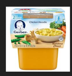 Gerber Chicken Noodle