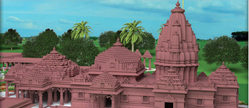 Temple Construction And Development