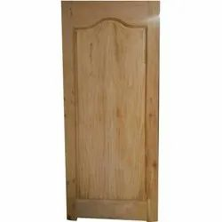 Interior Laminated Brown Mahogany Wood Door, For Home, Office etc