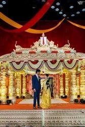 Marriage Mandapam Decorations