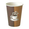 Printed Paper Tea Cup