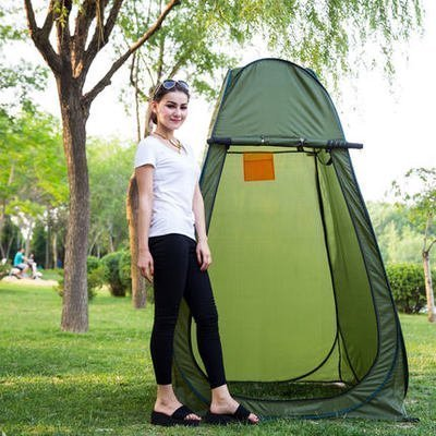 Changing Tent, Size: 4 Square Metres