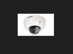 White And Gray IR Metal Dome Camera 550 TVL