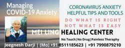 Mei Ling - Covid 19 Healing