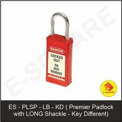 Premier Lockout Safety Padlock With 40mm Shackle