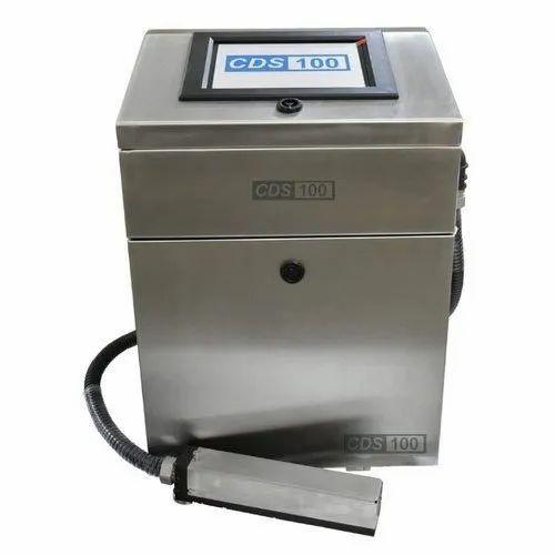 SKYJET- CDS100 Continuous Inkjet Printer