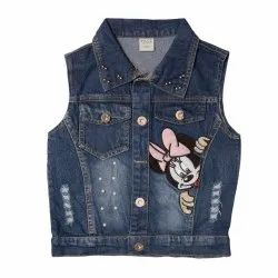 Kidofash Denim Jacket for Kids