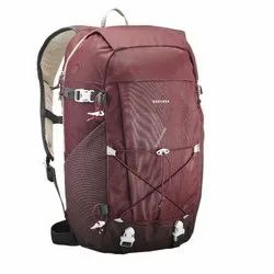 Quechua NH100 Maroon 30L Hiking Backpack