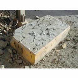Concrete Buster Service