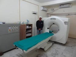 Ultrasound And CT Scan Service