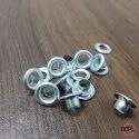 No. 600 Aluminum Eyelets & Washers Polished