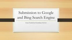 Submission To Search Engine and Digital Marketing