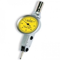 Baker Lever Type Dial Gauges 0.01 mm