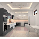 Aluminum Modular Kitchen