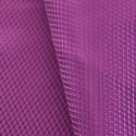PU Coated Diamond Weave Polyester Fabric