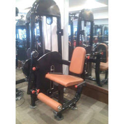 Adjustable Leg Curl Fitness Machine