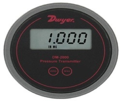 Dwyer DM-2004-LCD Pressure Transmitter