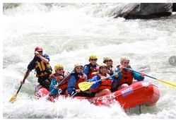Rafting In Rishikesh Tours Services