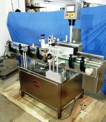 Wrap Around Labeling Machine For Round Bottles