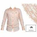 Mens Cotton Plain Shirt, Size: S To Xl