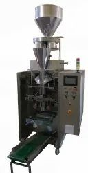 Collar type FFS machine for Granules packaging