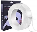 White Polyester Ivy Grip Tape