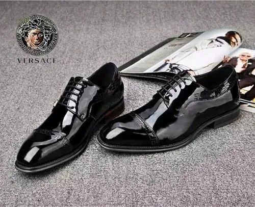 Versace Mens Loafers Shoes With Box at