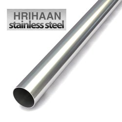 Hrihaan Stainless Steel Round Tube
