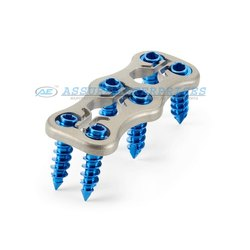 Implantation Equipments Steright Anterior Cervical Spine Plate
