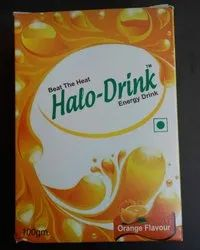 Halo Drink, For Drinking Water, Capacity: 100 Gm