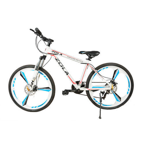 White Go Go A1 Zola Mountain Bicycle With Aluminum Frame, Rs 16000 ...