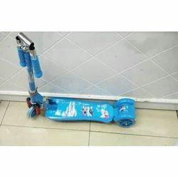 Blue Baby Scooter Runner