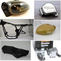 Royal Enfield Bikes Body Part