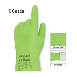 Karam Nitrile Safety Gloves HS 101