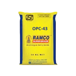 Ramco Cement Opc 43