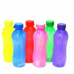 Plastic Water Bottle Set, Capacity: 1 Litre