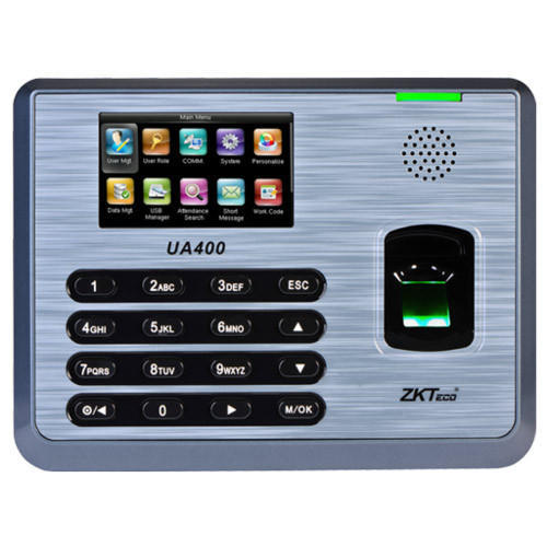 Ua400 Zkteco Revolutionary Fingerprint Time & Attendance Terminal